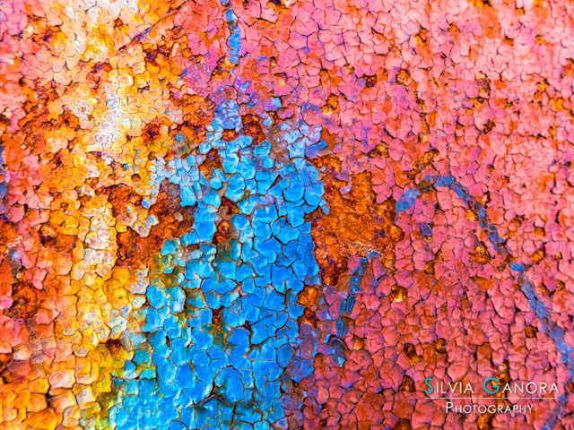 Colorful cracks - ©Silvia Ganora Photography