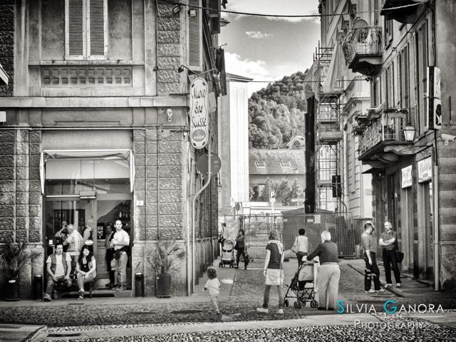 Italian street life by Silvia Ganora