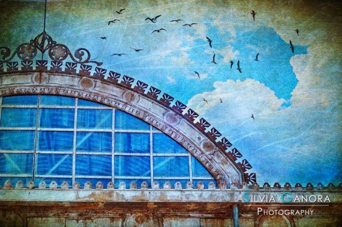 Old deposit detail - ©Silvia Ganora Photography