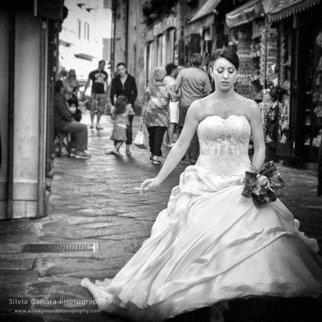A cigarette on the way to marriage - ©Silvia Ganora Photography - All Rights Reserved
