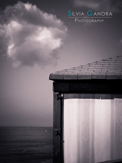 Cabin with cloud - - ©Silvia Ganora Photography - All Rights Reserved