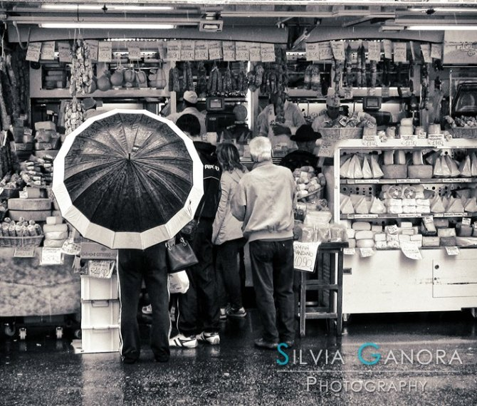 At the delicatessen - ©Silvia Ganora Photography - All Rights Reserved