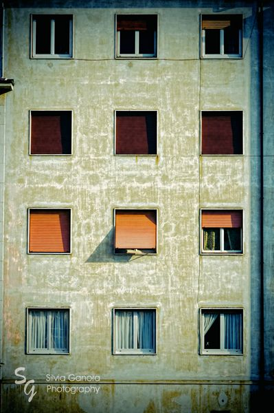 Twelve windows - ©Silvia Ganora Photography - All Rights Reserved
