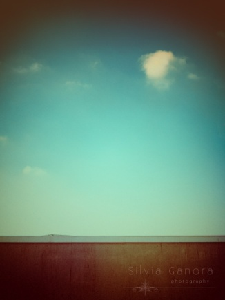 Emptiness with wall -©Silvia Ganora - All rights reserved.