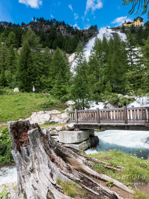 Amazing Toce waterfalls in Northern Piedmont -Italy - ©Silvia Ganora Photography - All Rights Reserved