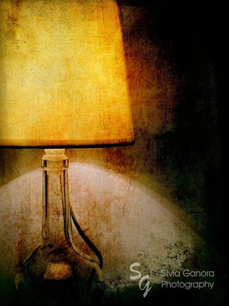 Lamp in the night