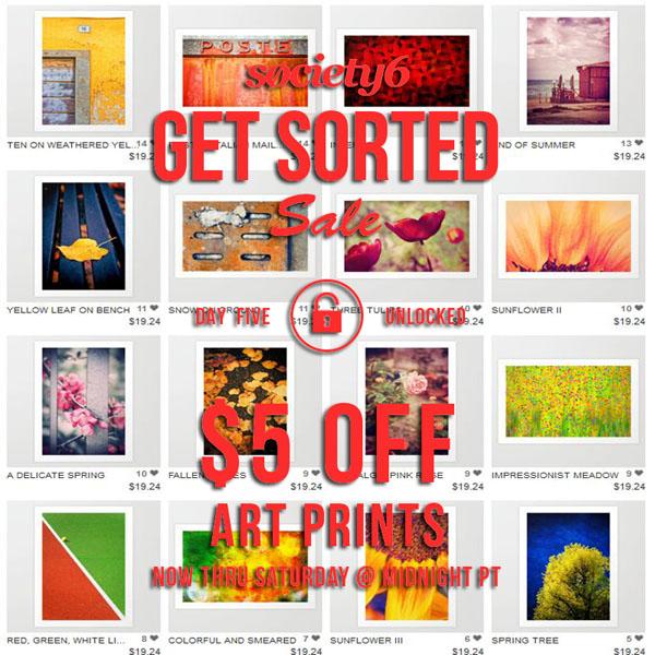Art Prints for Sale!
