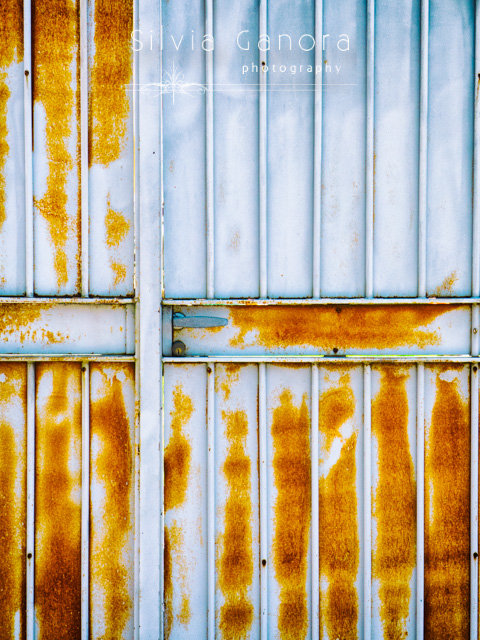 Rusty closed gate- ©Silvia Ganora Photography - All Rights Reserved